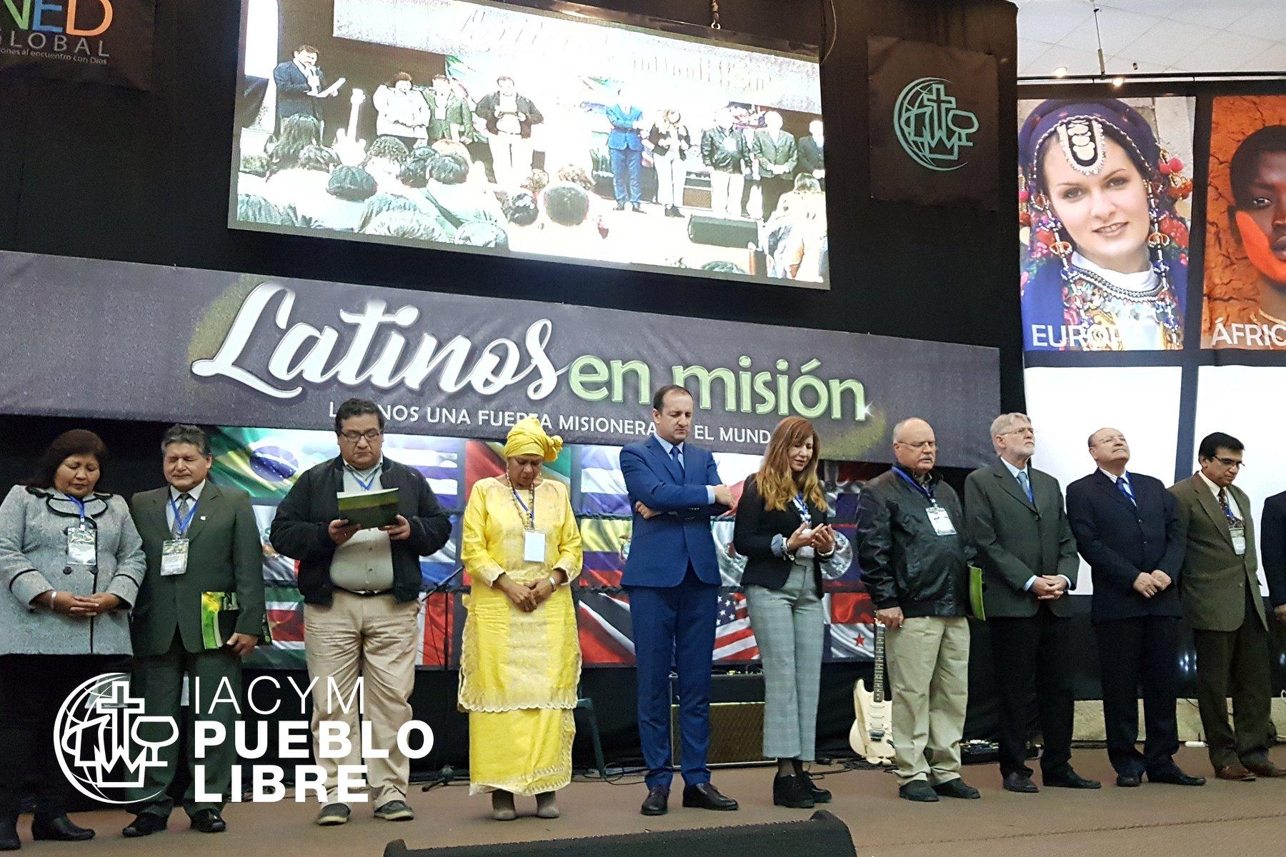 congreso misionero latinos en mision 2018